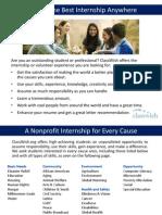 classwish - cardforgood - intro for interns 2015 11 18