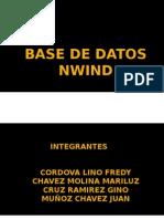 BASE DE DATOS II  .odp