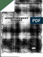 Divertissement Tzigane-f Antonini-saxo Alto y Piano