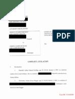 Lawsuit v. Josh Duggar