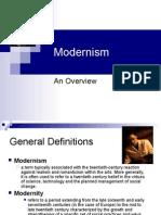 Lec 11 Modernism (copy)