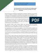 Burundi Civil Society Statement, Uploaded Nov 18, 2015 by Inner City Press