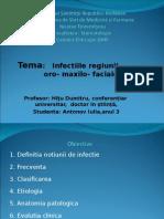 Infectii-OMF