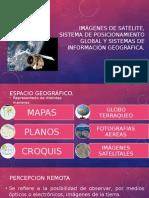 Imágenes de Satélite, Sistema de Posicionamiento Global