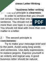 Contoh surat resmi dalam bahasa inggris beserta artinya unit one business letter writing abdo stopboris Image collections