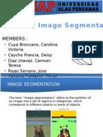 Max Flow - Image Segmentation