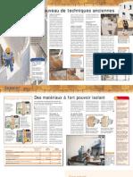 Bricolage Documentation Maconnerie - Isolation, Organisation, Fabrication Du Beton