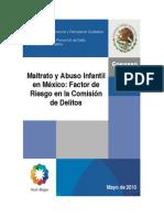 Maltrato y Abuso Infantil en México