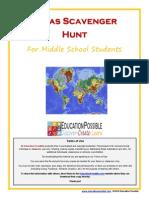 Atlas Scavenger Hunt - EducationPossible