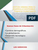 La Gestión Urbana Para El Desarrollo Sostenible