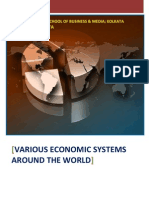 World Economic Systems Analysis
