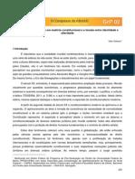 Vitor Soliano - As Interações Judiciais Em Matéria Constitucional e a Tensão Entre Identidade e Alteridade