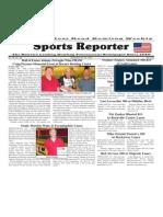November 18 - 24, 2015  Sports Reporter