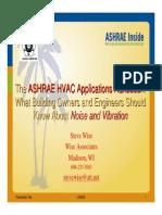 Ashrae Hvac Applications