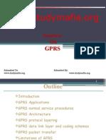 Mech GPRS Ppt
