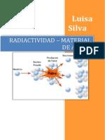 Material de Apoyo Sobre Radiactividad
