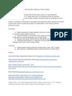 multimediareadersadvisoryindependentstudyoutline