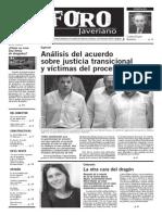 Foro Javeriano III 2015