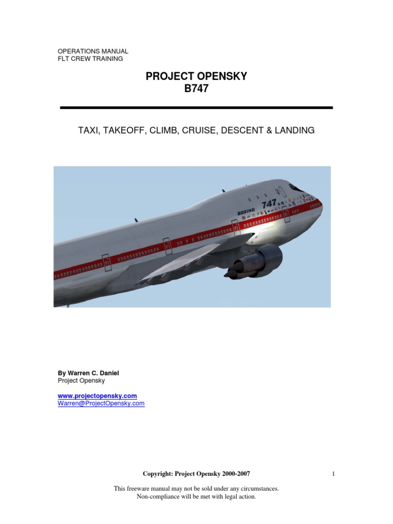 boeing 747 operations manual flight control surfaces flap rh pt scribd com Boeing 787 Boeing 777