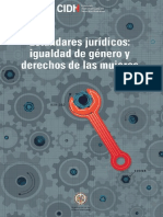 Informe CIDH Mujeres
