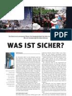 Factum Magazin - Terrorism Us Unruhen - Bibel Jesus Gott Religion Glaube Esoterik