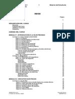 Electricidad I Material Del Estudiante - Indice_Descrip_Agenda