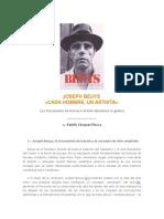 JOSEPH BEUYS - Adolfo Vásquez Rocca