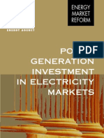 Power Generation Investment