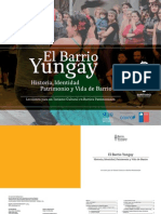 Libro Barrio Yungay Double Page