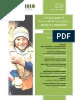 Innovación en el cultivo de la quinua - efectos de la interacción social
