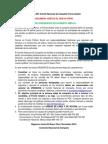 Directiva 001-Comité Nacional de Campaña Frente Amplio
