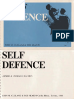 Self Defence, Armed and Unarmed Tactics - J. M. Cleland, R. Seaton 1988