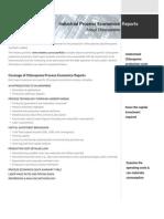288737937 Economics of Chloroprene Production Processes