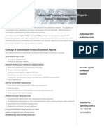 288739076 Economics of Dinitrotoluene Production Processes