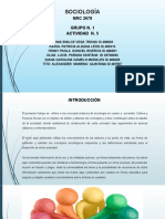 Sociologia Actividad No. 5..