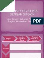 Patofisiologi Sepsis Dengan Sitokin PPT
