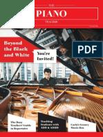 Revista de Piano AMB PARTITURES