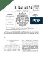 balanza No. 5