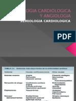 Semiologia angiologia Udabol 2015-2