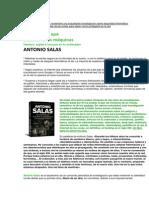 Antonio Salas Identidad Real Los Hombres Que Susurran a Las Maquinas