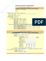 Configuracion Telefono Ip Grandstream