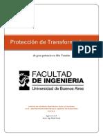 Apuntes de Protección de Protección de Transformadores