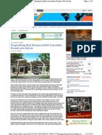 Pengembang Kota Harapan Indah Luncurkan Rumah 300 Jutaan