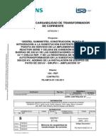 Cargabilidad Transformadores de Medición