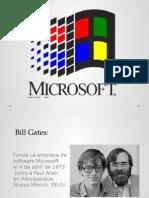Microsoft  EMPRESA