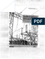 Subestacion Structures