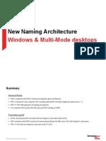 LBG DT New Naming Architecture 20131205