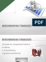 Benchmarking financiero