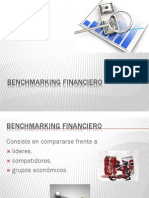 Benchmarking financiero