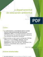 educacion ambiental TODOOO Prae etc